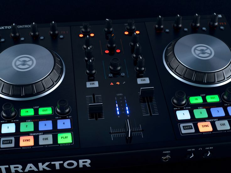 Traktor S2 MK2 This is the one until I see something else
