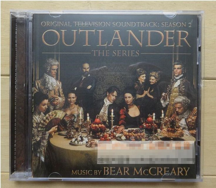 >> Click to Buy << Free Shipping: Pure Music French Outlander Season 2 Bear McCreary 2016 Latest CD Seal #Affiliate