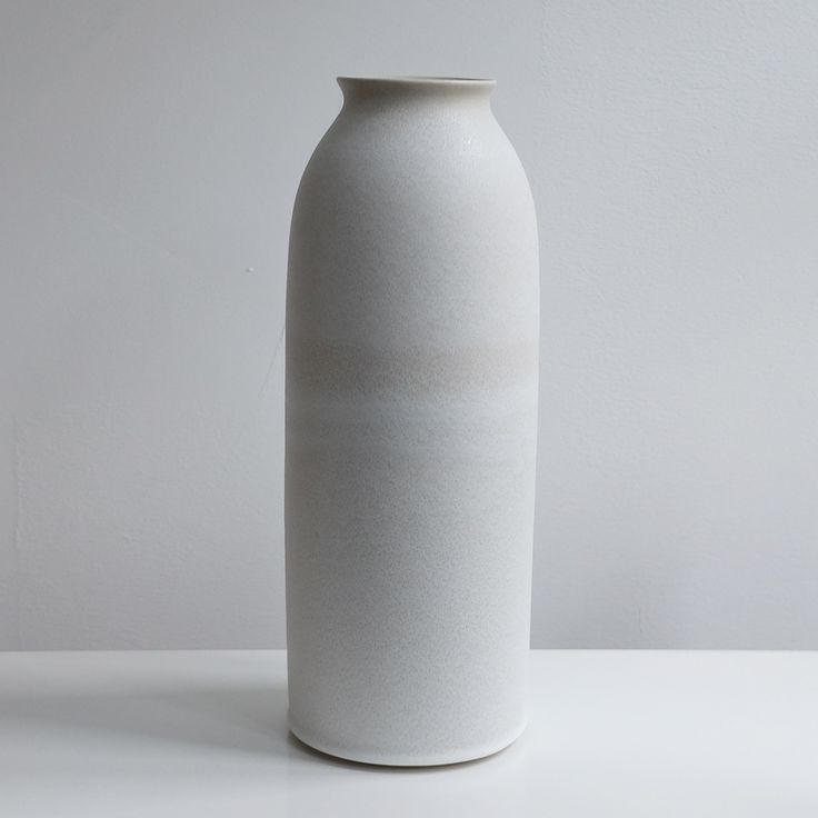 All of our vases are hand-thrown and glazed in the Tortus Studio. All UNIKA vessels bear the Tortus stamp. All vessels are in the Tortus boutique...