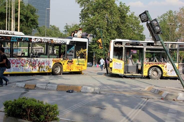 gezi parkı taksim istanbul