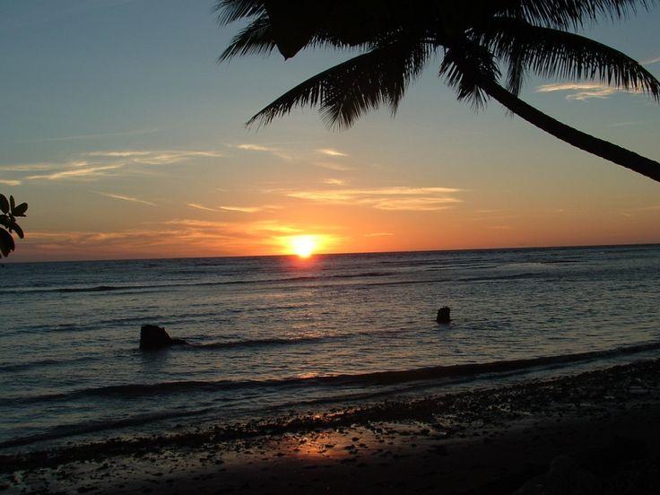 Pantai Kastela Tempat Wisata Mempesona di Maluku Utara - Maluku Utara