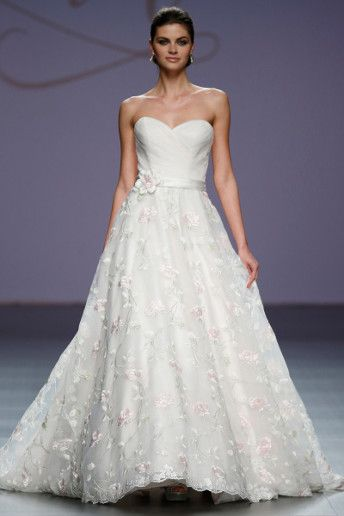 Wedding Magazine - The dress edit: 10 floral wedding dresses we guarantee you'll adore