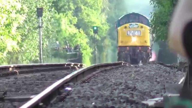 Class 40 - Lickey Incline 07/06/2014