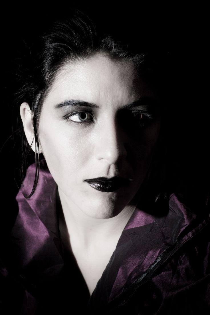 My Noir portrait