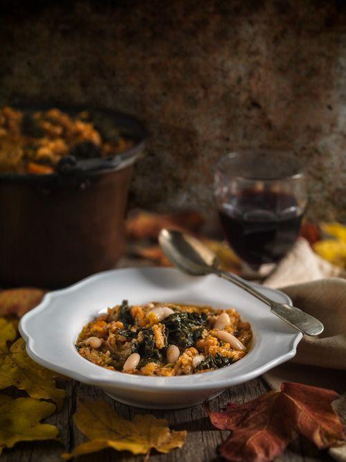 Ribollita ( traditional tuscan soup )