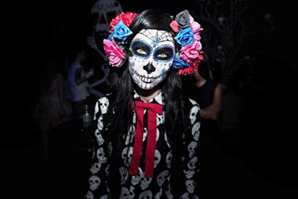 A Ghostly Guide to the Day of the Dead parties, concerts, events & celebrations.