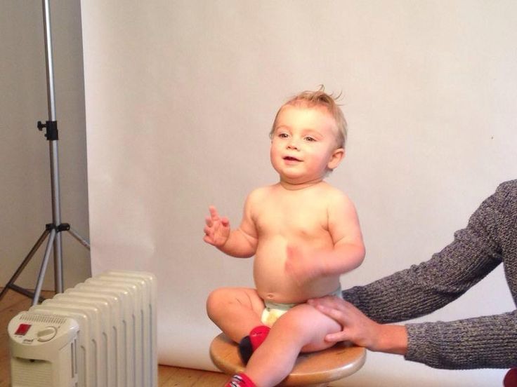 A behind-the-scenes shot from the photoshoot for our very first advert! #coconutoil #babyskin #kokoso www.kokoso.co.uk