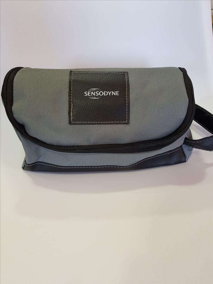 toiletry bag for Sensodyne