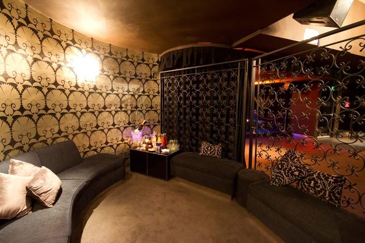 VIP Area - Candy Bar