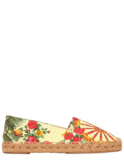 Espadrillas Dolce&Gabbana pe2014