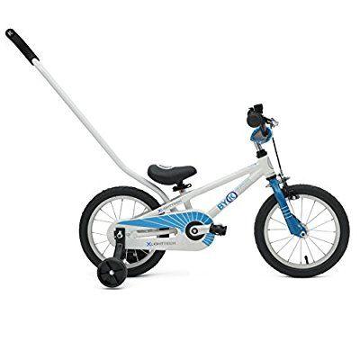 ByK E-250 Kid's Bike, 14 inch Wheels, 6.5 inch Frame, Boys' Bike, Blue: Amazon.ca: Sports & Outdoors