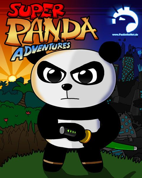Super Panda Adventures is now available on FireFlower. In Super Panda Adventures, you play as the brave panda-knight Fu, who is about to finish his training to become the new guardian of the Princess. At the same day of the big celebration party, some uninvited Robots show up to conquer the planet and take the Princess away in their Space Ships! http://fireflowergames.com/shop/super-panda-adventures/