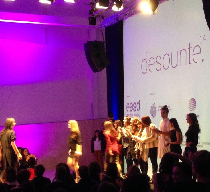 """""""Thread a Needle"""" #Despunte14 _La Voz de Galicia. November 8, 2014"""