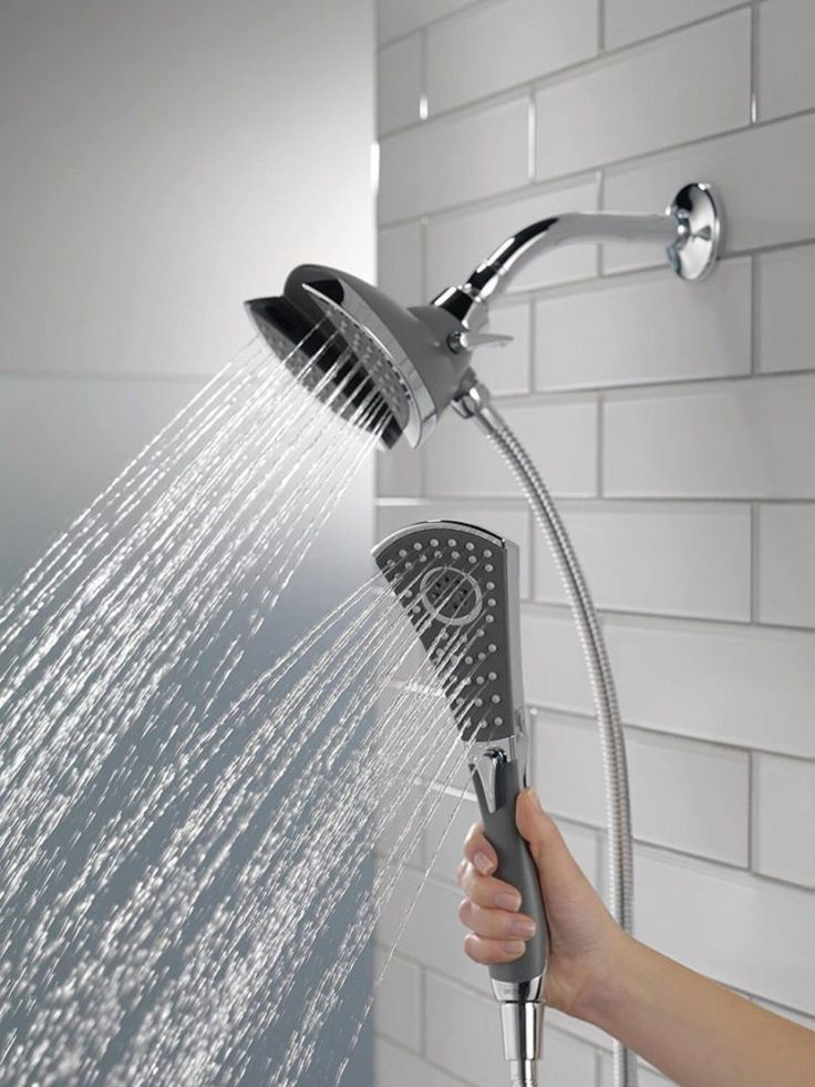 Delta Faucet 75445 In2ition 5Settings Handheld Dual