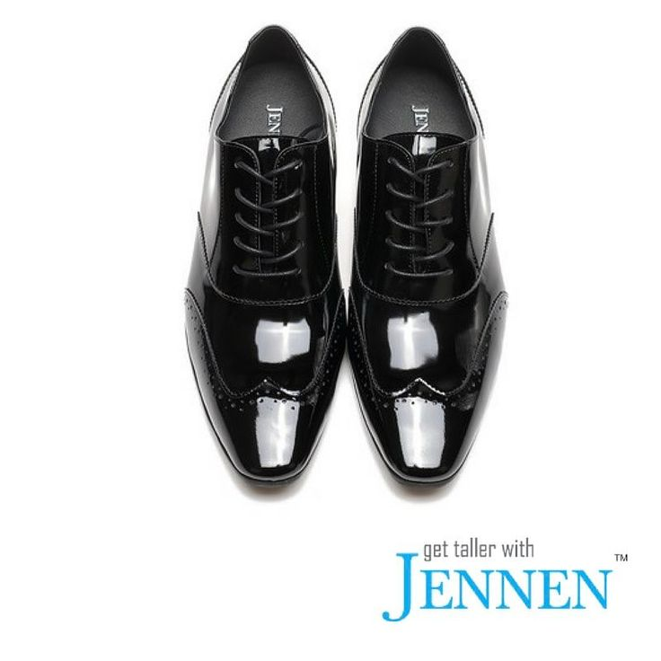 Get Taller with Jennen. By Taller Shoes.