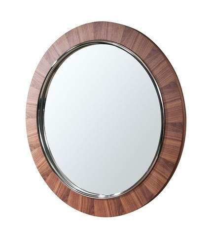 Concavo Mirror by Whiteline Modern Living - eastlane