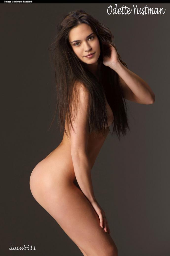 Odette Annable Ne Yustman Nude Celebs  Faces In 2018 -8283