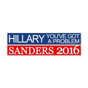 Hillary problems car magnet 10 x election 2016 bumper stickers magnets funny and political bumper stickers