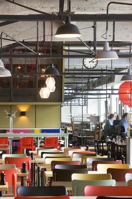 Grand Cafe Usine, Eindhoven.