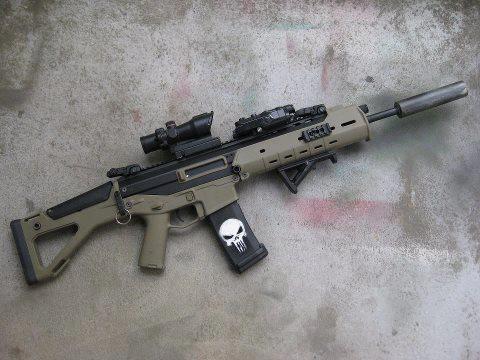 Acr Airsoft Gun an in-depth review of virtual pilot 3d | weapons | guns, airsoft
