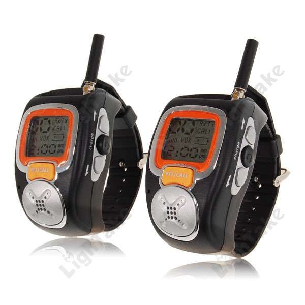 discovery channel walkie talkies instructions