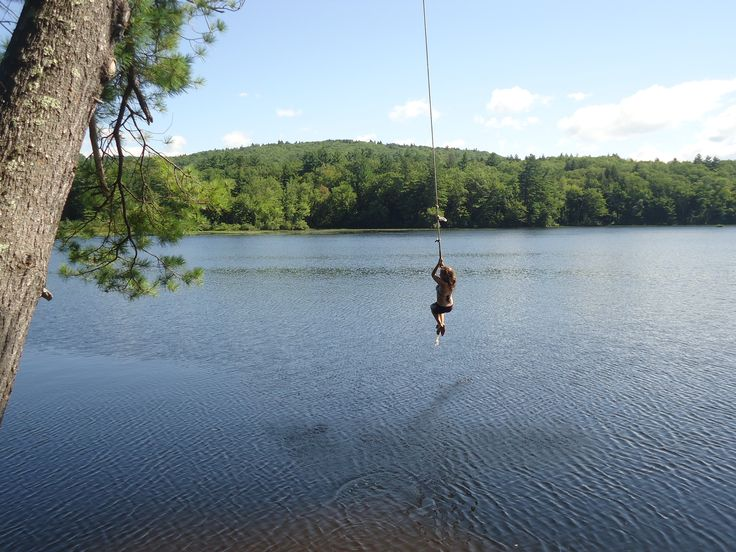 78 Best Images About Rope Swings On Pinterest Lakes Summer And Swimming