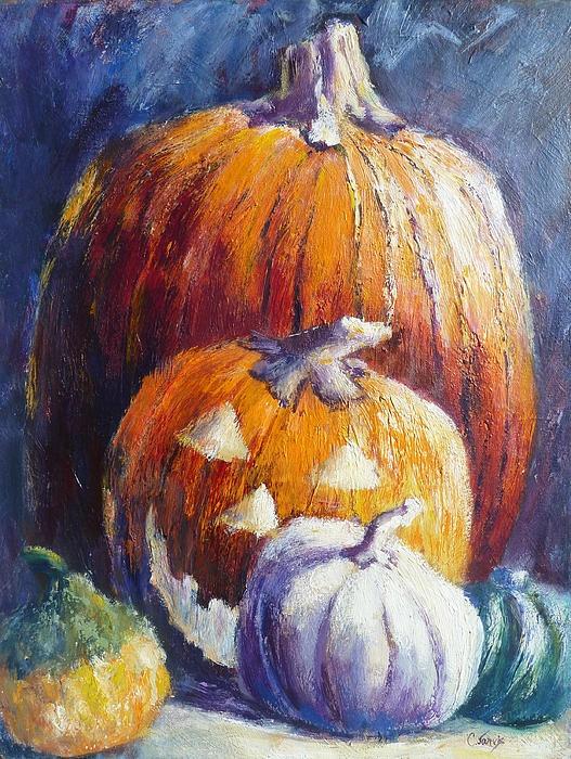 Pumpkin Happy Face