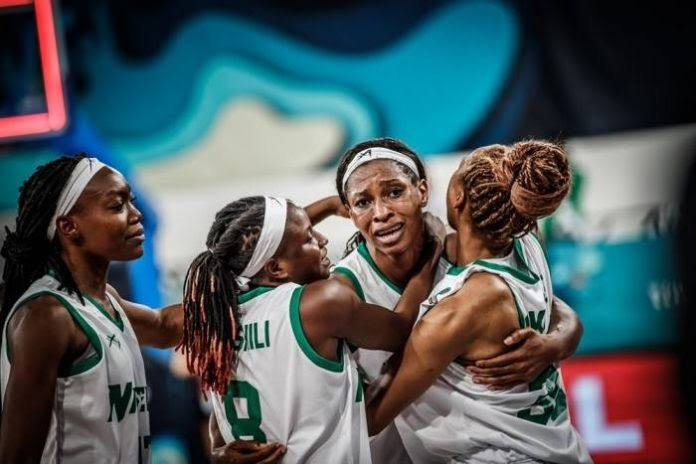 Dtigress Stars Sarah Ogoke And Former Team Captain Aisha Mohammed Still Smarting From Nigerias Win Over Turkey At The Ongoing World Cup Olympics 2020 Olympics