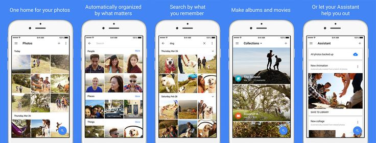 #Google updates Photos for iOS, but no #Chromecast support just yet
