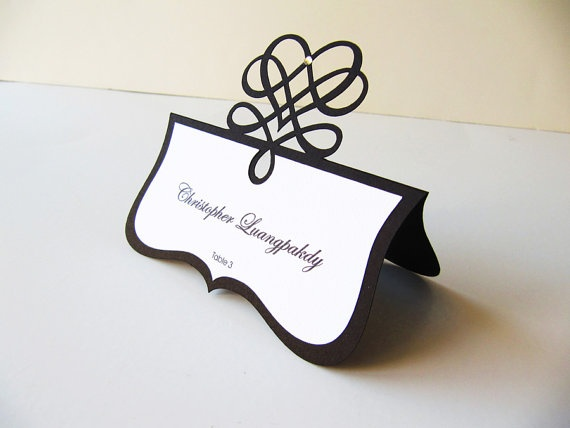 30 best cricut placecards images on pinterest wedding ideas weddings and wood. Black Bedroom Furniture Sets. Home Design Ideas