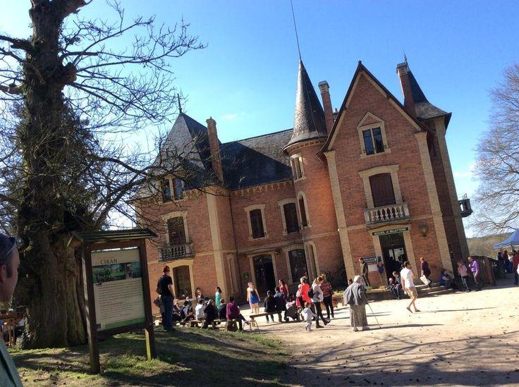 Domaine du Ciran - Conservatoire de la Faune Sauvage de Sologne - Ménestreau-en-Villette, Centre