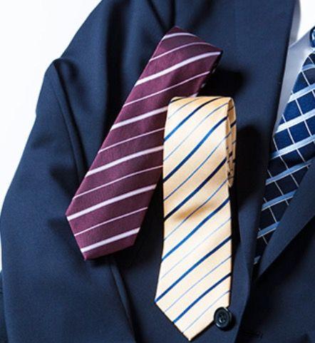本日は〝好印象を与えるネクタイの色と柄の選び方〟についてデス★  職種によってはネクタイとは無縁の方も いらっしゃるかもしれませんが、  〝冠婚葬祭〟では ネクタイは必須デス★  ネクタイの基礎知識の他に、避けた方が無難な色や柄、結び方をチェックしておきましょう。  〝男の身だしなみ〟の一つとしても押さえておきたいところデス★  いざという時に困らない為にも、ネクタイはキレイに結べるようにしておきましょう!  http://s.ameblo.jp/bienfukuoka/entry-12223248145.html  #内定 #就活 #スーツ  #面接 #好印象 #ネクタイの結び方  #ネクタイの色柄 #第一印象 #合説  #新入社員 #冠婚葬祭  http://s.ameblo.jp/bienfukuoka/entry-12223248145.html