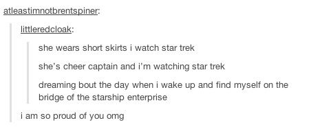Taylor Swift lyrics changed a bit, but even better with Star Trek replaced in it.