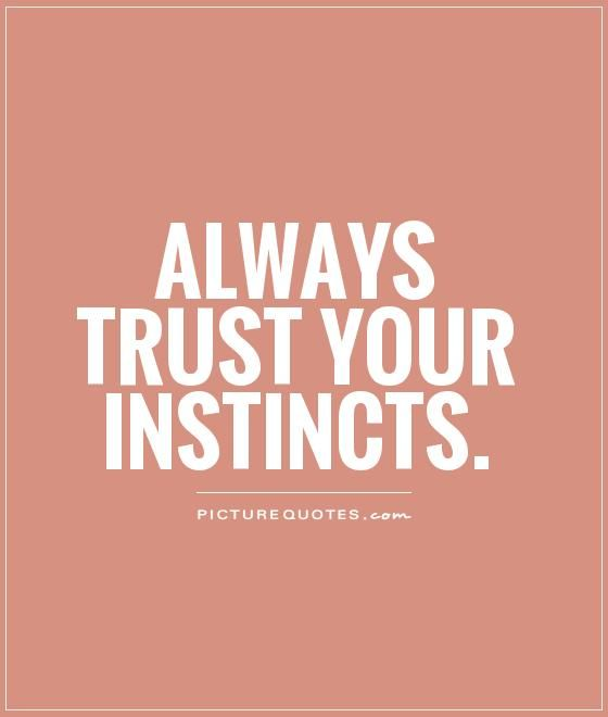Trusting Your Instincts in a Psychologically Abusive
