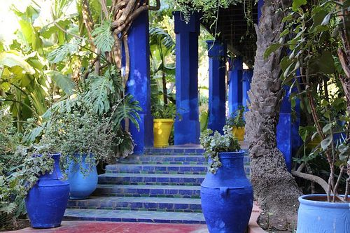 17 best images about villa yves saint laurent on pinterest for Jardin ysl marrakech
