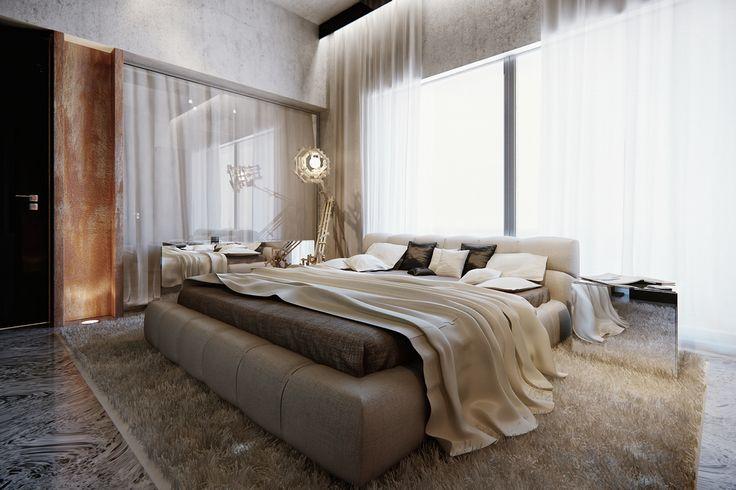 B&B bed