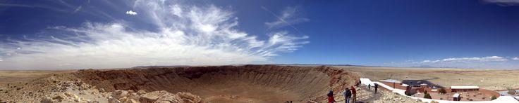 Meteor Crater IV by patrick-brian.deviantart.com on @DeviantArt