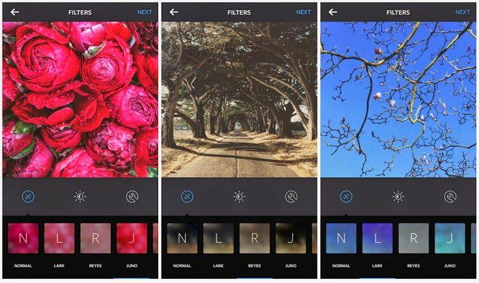 Actualización de #Instagram con 3 nuevos filtros y soporte de #Emoji en #hashtags #RedesSociales #fotografías #EmpresarteBlog