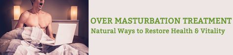 Over masturbation in males makes them to lose vitality, sperm count and quality. Ayurvedic herbal treatment helps to overcome this issue by improving sperm quality and repairing the exhausted reproductive system. Thus, it enhances male fertility and endurance level.