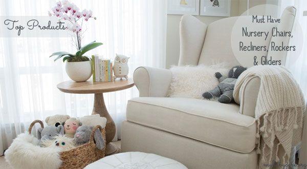 best 25 nursery gliders ideas on pinterest nursing. Black Bedroom Furniture Sets. Home Design Ideas