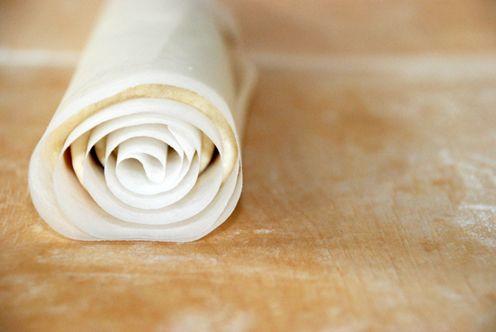 Le Cuoche in Dispensa: La Pasta Sfoglia....con il Lievito Madre