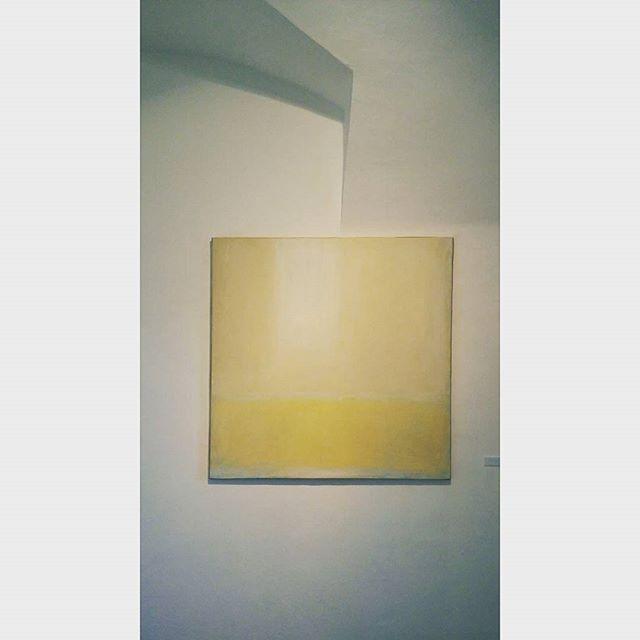 KRAJCSOVICS Éva: The Painter's window, 1996 (from Budapest Galeria's exhibition, 2015) - RZ Photogram