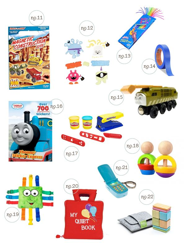 toddler travel toy par 2