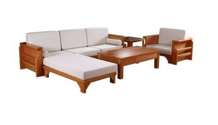 Image For Wooden Sofa Set With Price List Sharma Furniture