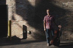Notes - Ben Sollee + The Falls