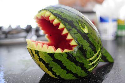 Tante Bet; Watermeloen haai / watermelon shark