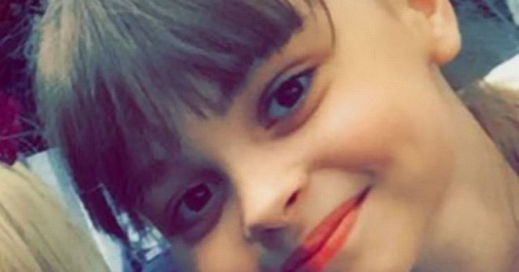#Girl, 8, #killed in #Manchester Arena...