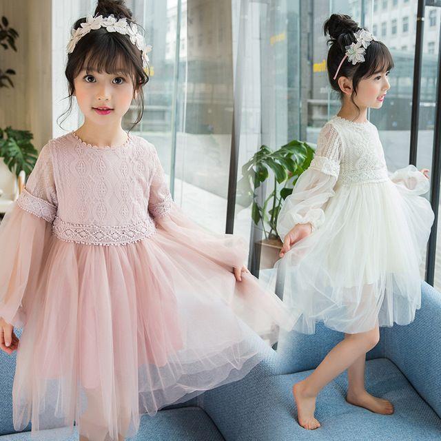 ملابس عصرية للبنات الصغيرات 2020 2021 اتجاهات وأنماط الصيف Girls Spring Dresses Kids Party Dresses Kids Dress