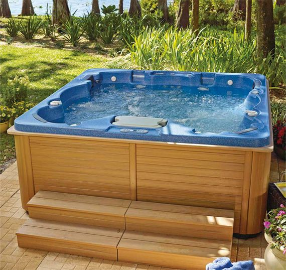 44 best Design Ideas for your Hot Tub/Jacuzzi images on Pinterest ...