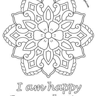 Free To Color Adult Coloring Pages Printables Brought You Directly By